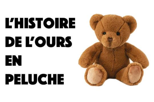 L'histoire de l'ours en peluche